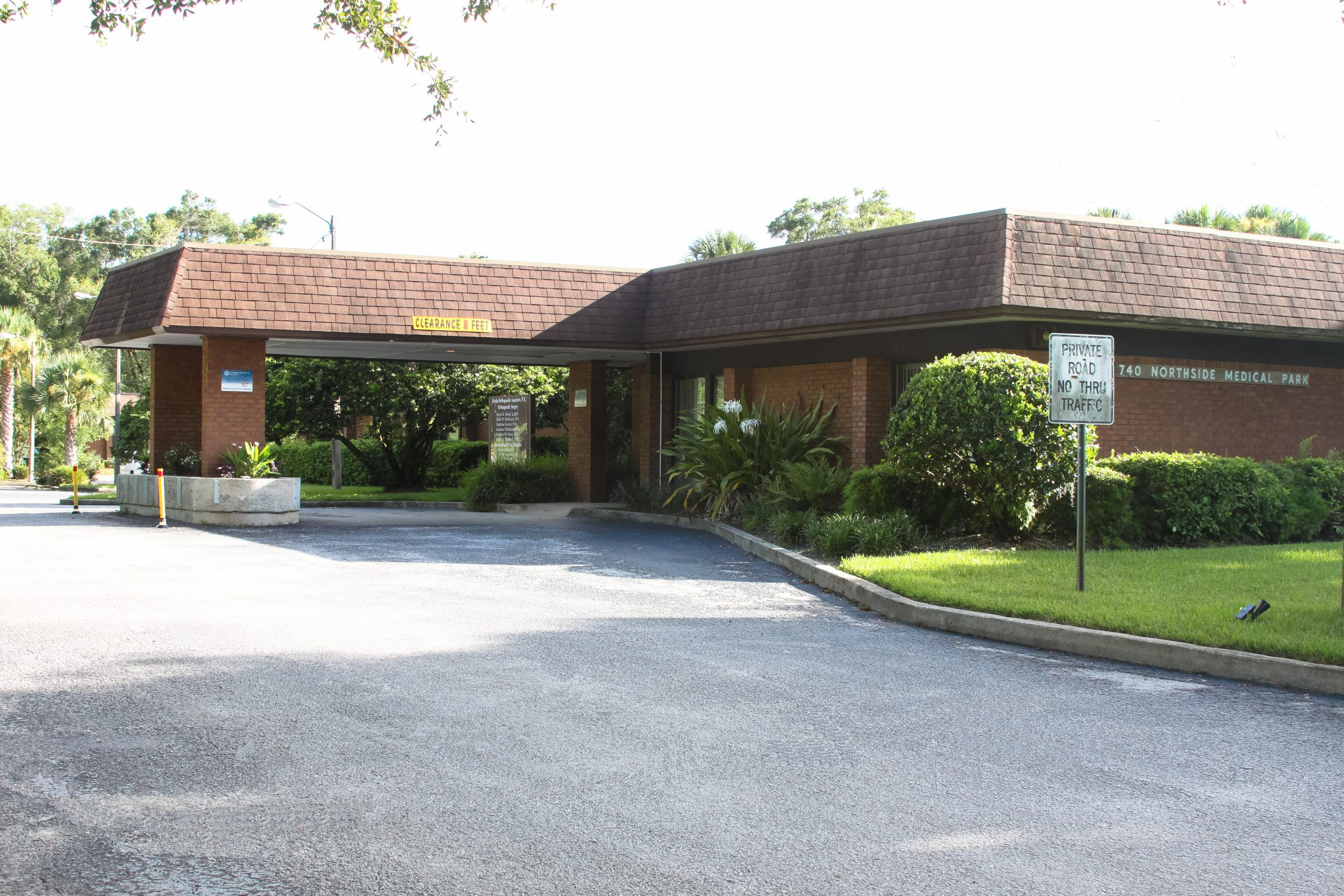 Florida Orthopaedic Associates DeLand Office