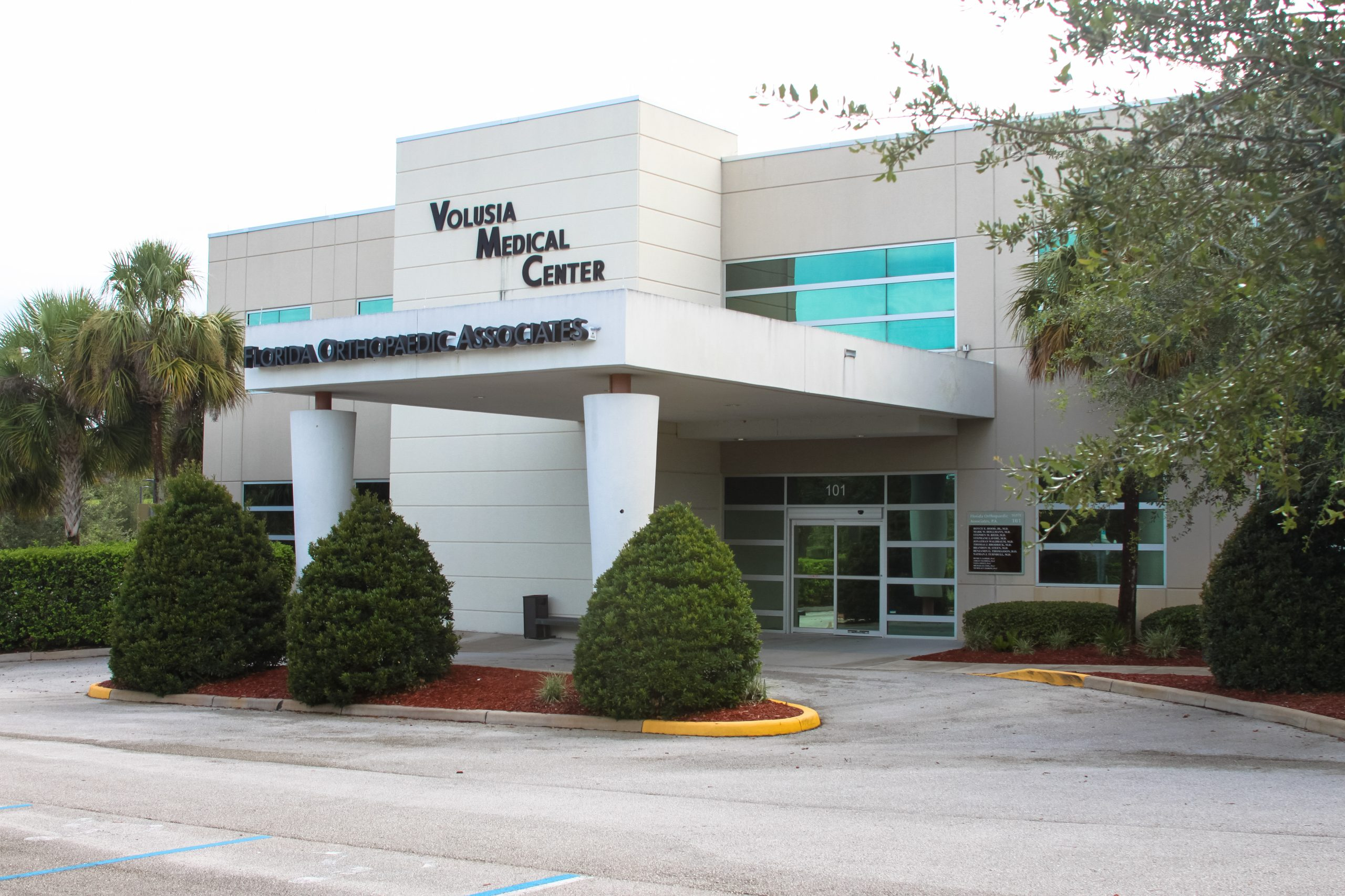 Florida Orthopaedic Associates Orange City Office